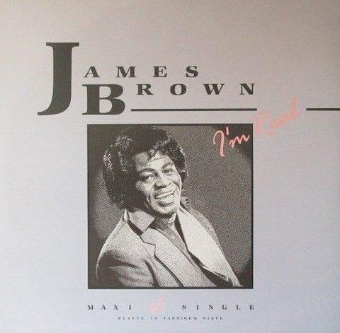 Виниловая пластинка. James Brown 