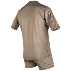 Белье нательное влагоотводящее облегченное короткое (футболка и трусы)