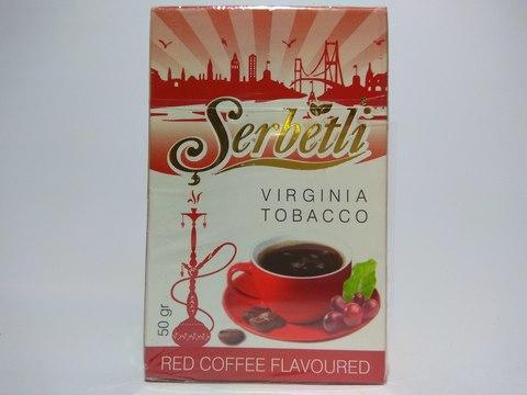 Табак для кальяна SERBETLI Red Coffe 50gr