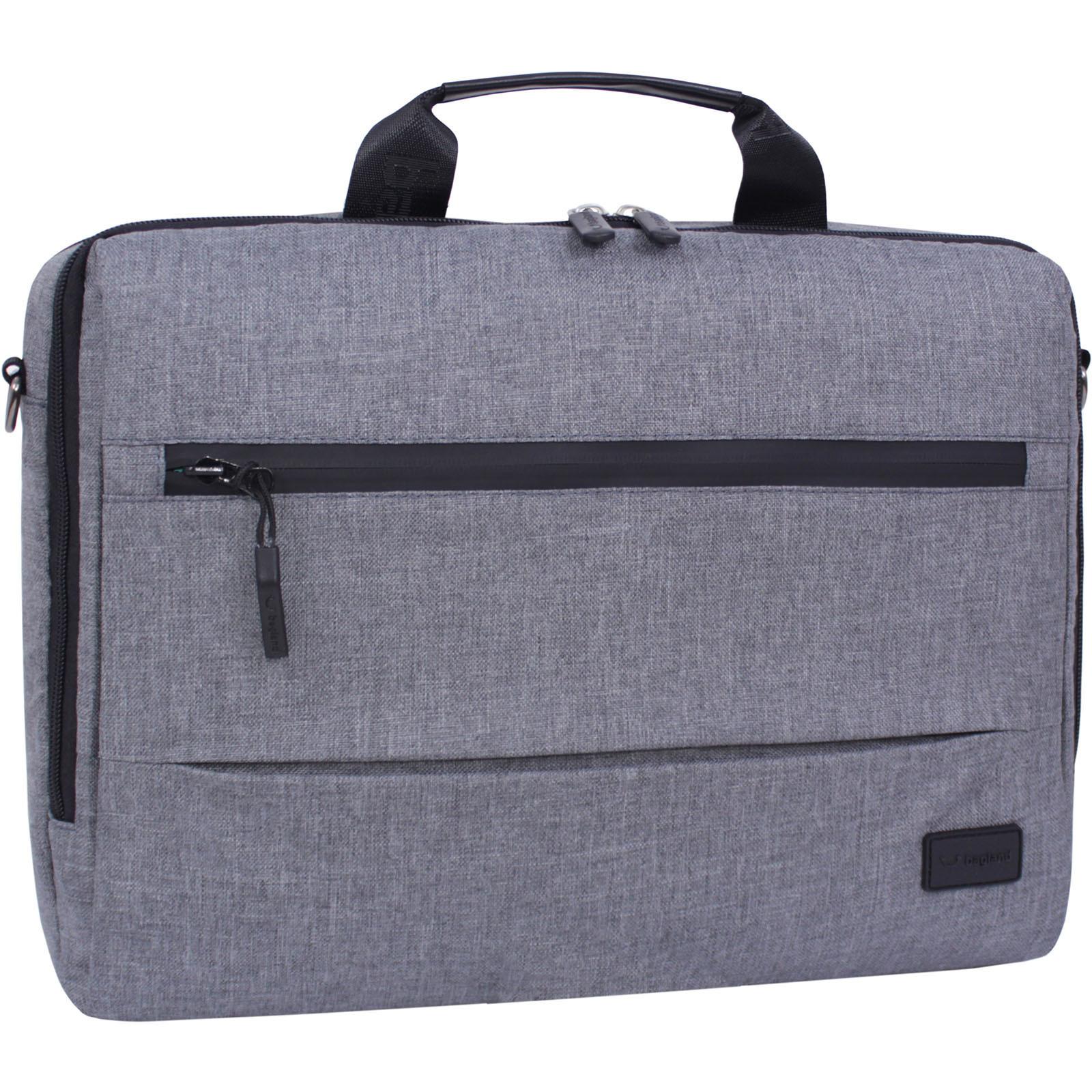 Сумки для ноутбука Сумка для ноутбука Bagland Континет 7 л. серый (0044069) IMG_6751.JPG