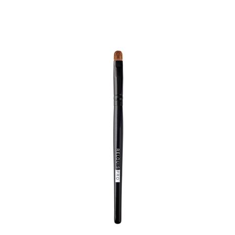 Кисть косметическая плоская для теней Relouis pro shading brush №5