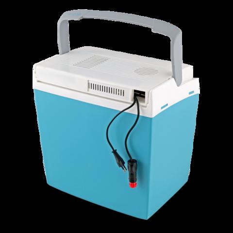 Термоэлектрический автохолодильник Ezetil E 32 A (12V/220V, 29л)