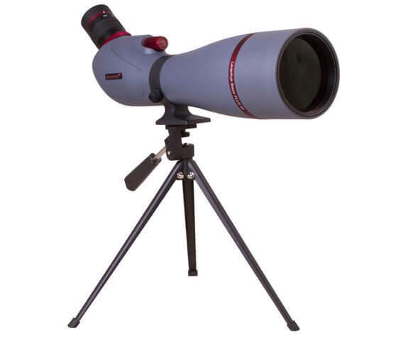 Зрительная труба переменной кратности Levenhuk Blaze PLUS с огромным 90-мм объективом