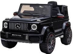 Детский электромобиль (2020) BBH-0003 G63 (12V, колесо EVA, экокожа)