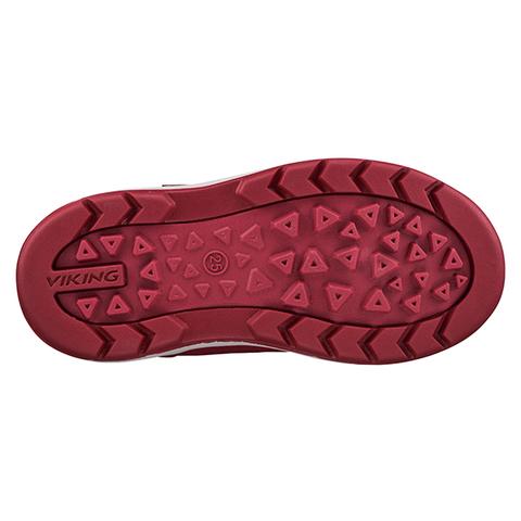 Зимние ботинки Viking Spro Dark Red/Red