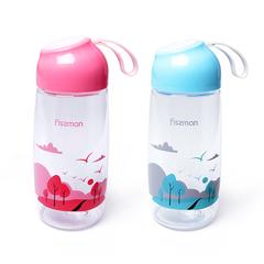 Бутылка для воды 520мл, 18см (пластик)