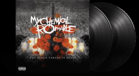 Виниловая пластинка. My Chemical Romance – Black Parade id Dead!