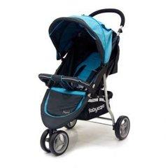 Прогулочная коляска Baby Care Jogger Lite (голубой)