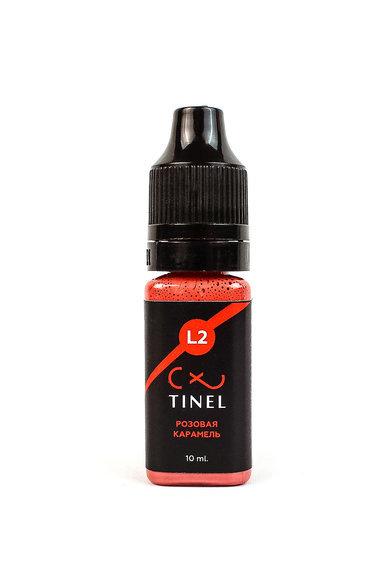 Пигмент для татуажа губ Tinel L2 Розовая карамель