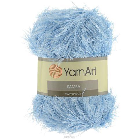 Samba Yarnart ( 100% полиэстер, 100гр/150м)
