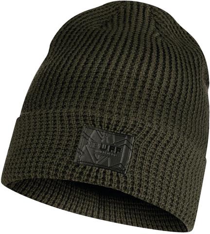 Вязаная шапка Buff Hat Knitted Kirill Forest Green фото 1