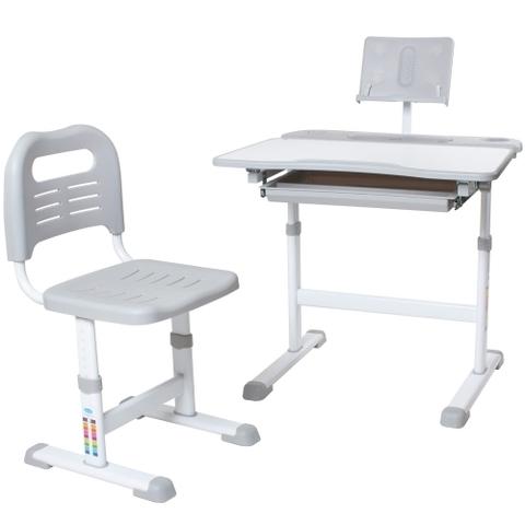 Комплект Rifforma SET-17: парта+стул+подставка для книг