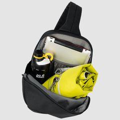 Рюкзак однолямочный Jack Wolfskin Maroubra Sling Bag dusty grey - 2