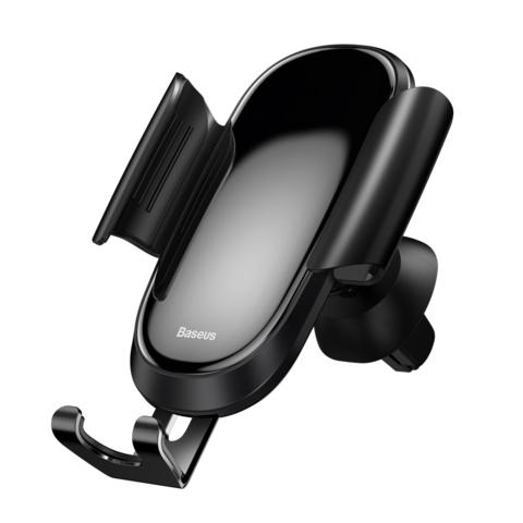 Baseus / Автомобильный держатель Future Gravity Car Mount | черный