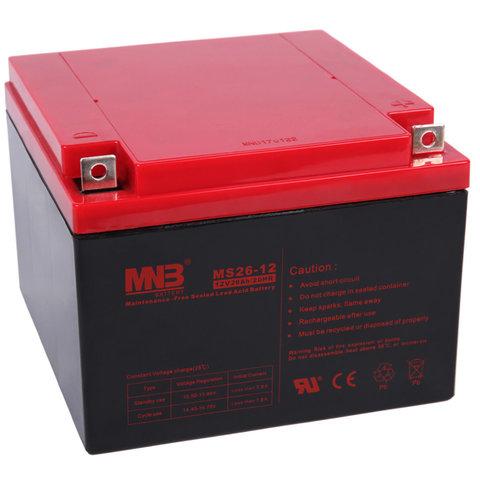 Аккумулятор MNB MS26-12