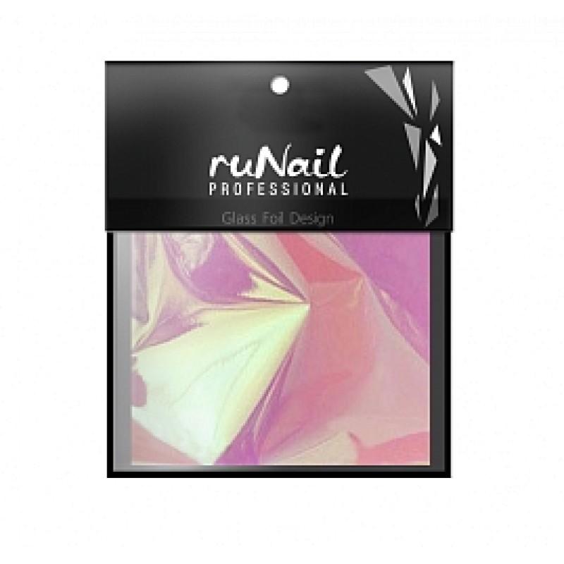 Битое стекло RuNail с эффектом битое стекло 4х100 см цвет розовый арт 3148 runail-s-effektom-bitoe-steklo-4h100-sm-cvet-rozovyj-art-3148.jpg