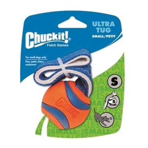 Мяч CHUCKIT! с перетяжкой размер S