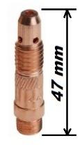 Держатель цанги 4 mm (корпус)