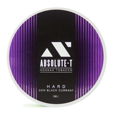 Табак Absolute-T Hard Don Black Currant (Черная смородина) 100 г