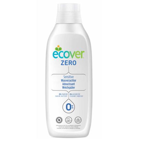 ECOVER экологический смягчитель для стирки ZERO, 1 литр