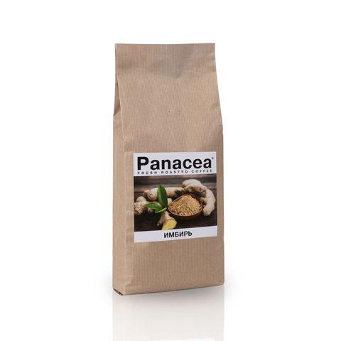 Ароматизированный кофе в зернах Panacea.Имбирь