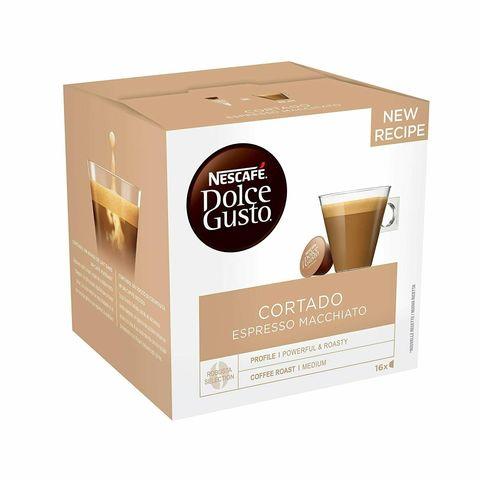 Кофе в капсулах Nescafe Dolce Gusto Cortado (16 капс.)