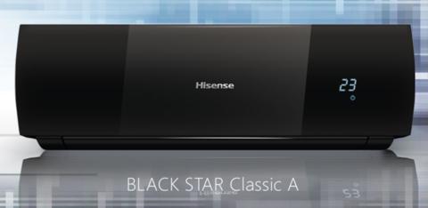 Cплит-системы Hisense AS-12HR4SVDDEB15 BLACK STAR Classic A
