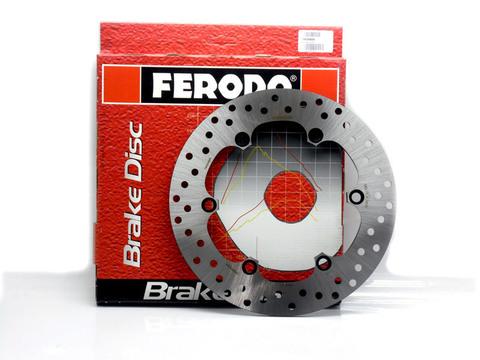 Тормозной диск HONDA XLV VARADERO, VF, SH, FORZA, CBR, CB FMD0409R FERODO