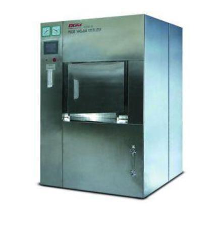 Горизонтальный паровой стерилизатор DGM 240 - фото