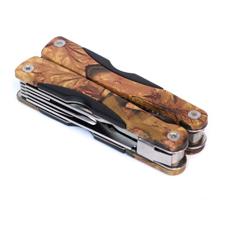 Нож мультитул 9 в 1 складной