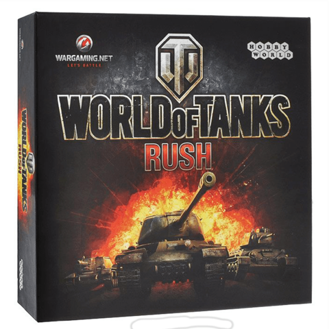 World of Tanks Rush (2-е рус. изд.)