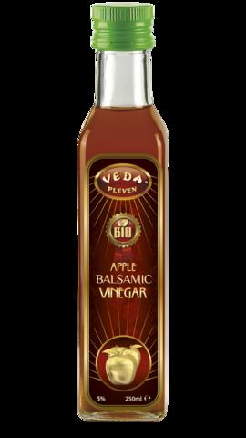 Уксус бальзамический яблочный органический 5 %, 250 мл.