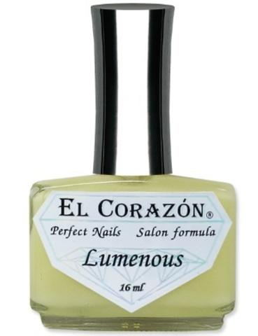 El Corazon лечение 412 Люминесцентный лак