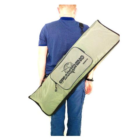 Чехол для длинных ласт с карманом