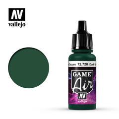 GAME AIR 728-17ML. DARK GREEN