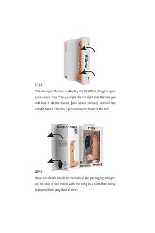 Фаллоимитатор с вибрацией и пультом управления Vibrating Realistic Cock With Scrotum - 8 Inch