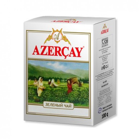 Азерчай (AZERCAY) Зеленый