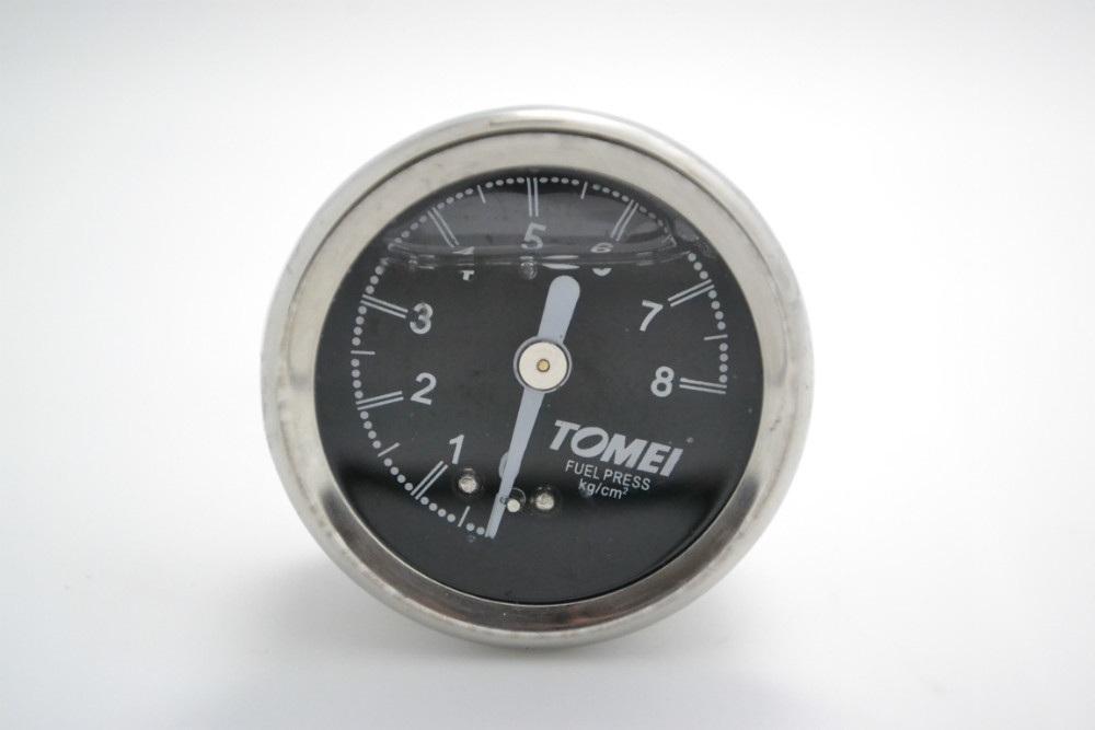 Манометр TOMEI 52mm датчик давления топлива   Fuel Pressure Gauge Fuel manometer