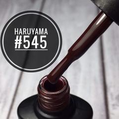 Haruyama, Гель-лак №545, 8 мл