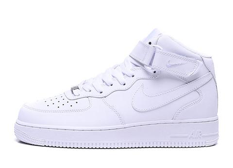 Nike Air Force 1 Mid 'White'