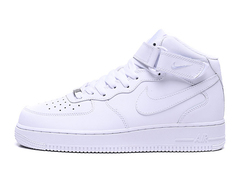 Nike Air Force 1 Mid 'White'