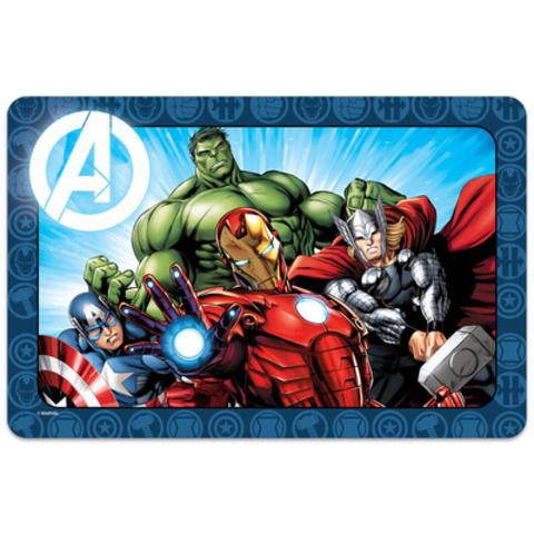 Triol коврик под миску Marvel Мстители, 430*280мм