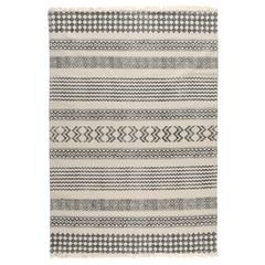 Ковер 120х180 Tkano Ethnic с контрастным орнаментом и бахромой