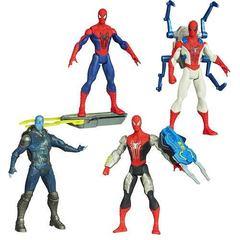 The Amazing Spider-Man 2 Spider Strike 3.75