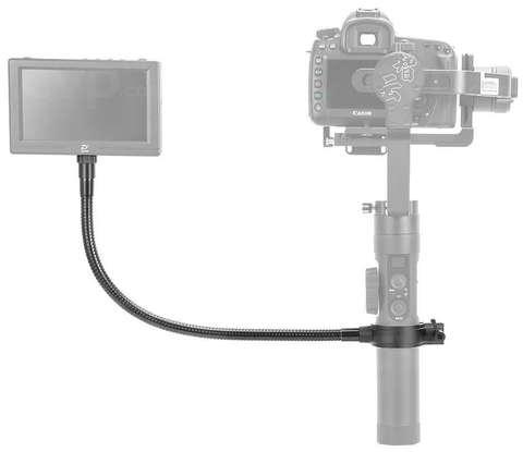 Zhiyun Crane 2 1/4 Thread Metal Holder with Flexible Pipe