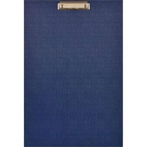 Папка-планшет Attache А3 картонная синяя без крышки