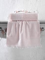 Полотенце махровое с бахромой