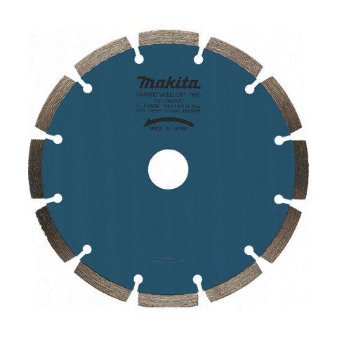 Сегментированный алмазный диск Makita 155 мм