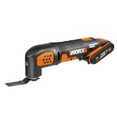Реноватор аккумуляторный WORX WX682, 20В, 1*2,0Ач, сумка