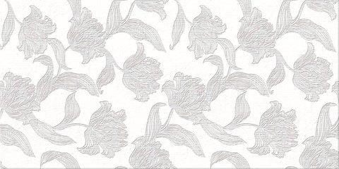 Плитка настенная AZORI Mallorca Grey Floris 630x315